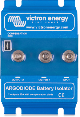 Argo Diode Battery Isolators