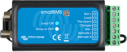 smallBMS with pre-alarm