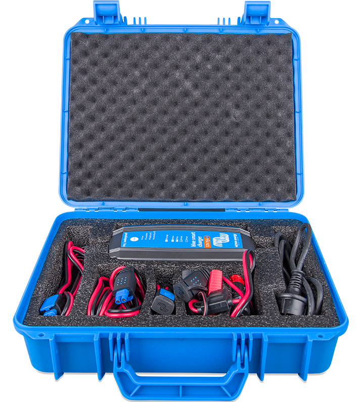 85e880587f Θήκη μεταφοράς για φορτιστές Blue Smart IP65 και αξεσουάρ - Victron ...